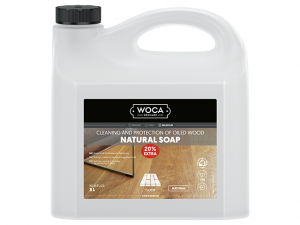 Holzbodenseife Aktion Woca natural soap
