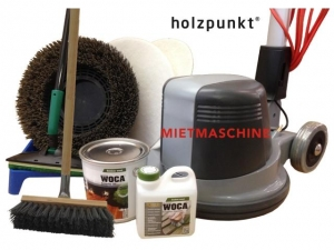 Wood Deck Cleaning Rental Set
