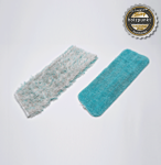 Flat Mop with Spray Function cotton pad/microfiber