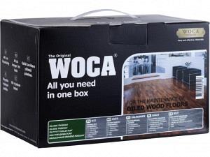 Woca Pflege-Box