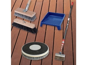 Cleaning and Care Equipment for Outdoors