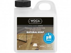 NEW! WOCA Natural Soap ph-neutral