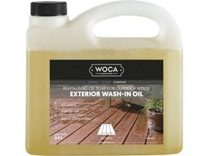 Aussenholz Ölwäsche